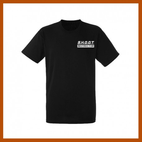 Camiseta uniformidad Instructor SHOOT