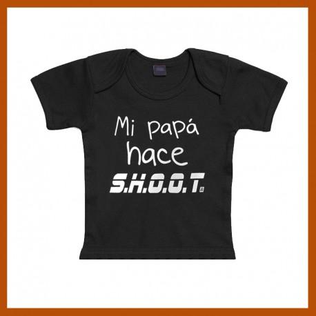 Camiseta papá SHOOT