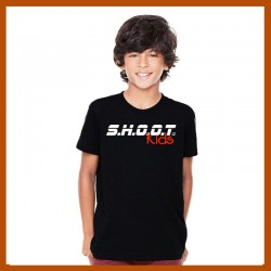 Camiseta SHOOT Kids