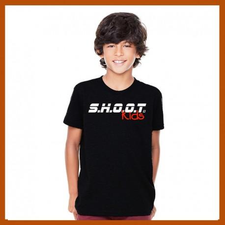 Camiseta SHOOT Kids