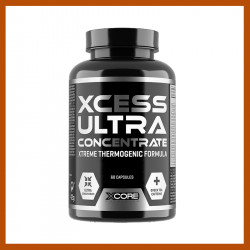 XCESS Ultra Concentrate 60 caps